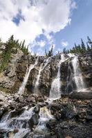 emaranhado riacho cai no Canadá