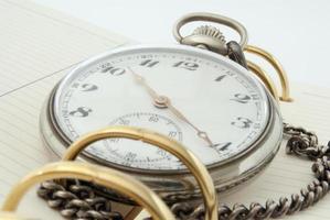 relógio de bolso foto