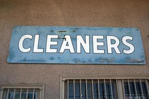 para os limpadores