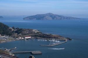 ilha dos anjos em tiburon california foto