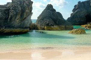 praia das bermudas foto
