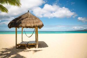 praia exótica foto