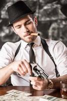 gangster. foto