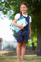 pronto para a escola foto