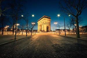 arco do triunfo, paris