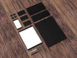 modelo de negócios. foto
