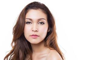 mulher tailandesa de beleza foto