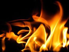 fogo mágico foto
