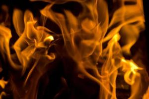 fogo de fundo