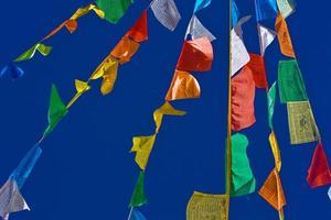 bandeiras de oração- tiber