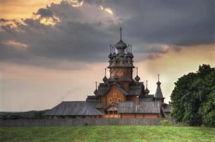 sviatohirsk lavra - igreja, no mosteiro