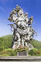 estátua de kumbakarna laga foto