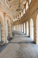 perspectiva da arquitetura romana, cais dos pescadores, macao foto