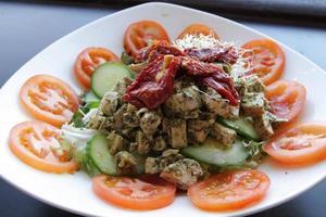 salada de frango 2 foto