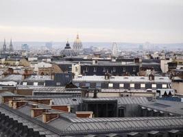 cidade de paris, frança foto