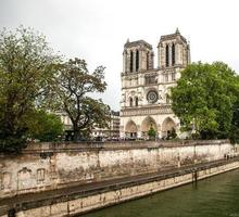 Parigi, Notre Dame. foto