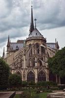Paris - Notre Dame de Paris foto