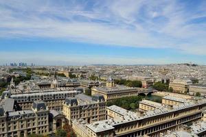skyline de paris