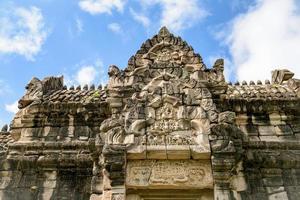 cultura e antigo parque histórico templos asiáticos foto