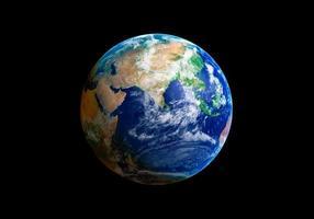 globo da terra foto