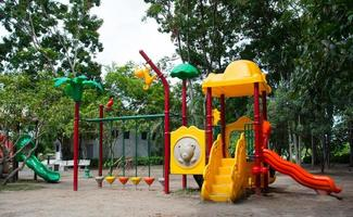 Parque infantil foto