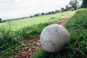 campo de futebol foto