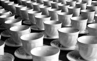 pronto para coffee break foto
