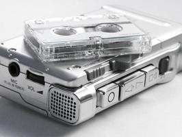 gravador foto