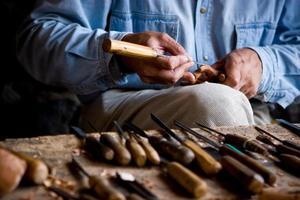 esculpindo as mãos