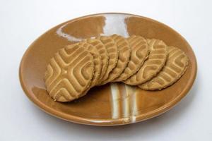 biscoitos crocantes foto