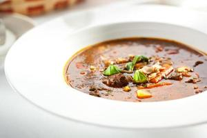goulash de sopa