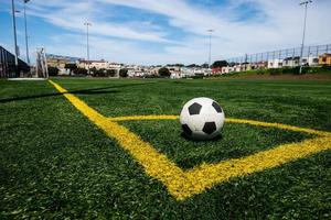 bola de futebol foto