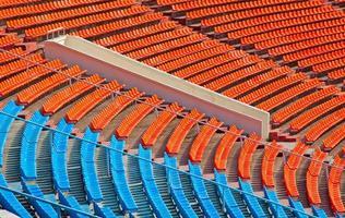 estádio de futebol foto