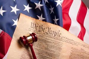 democracia americana foto