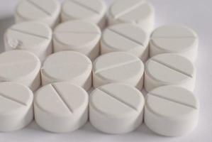 pílulas antibióticas foto
