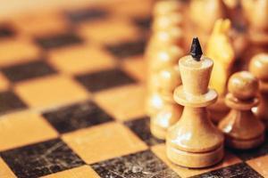 líder de xadrez