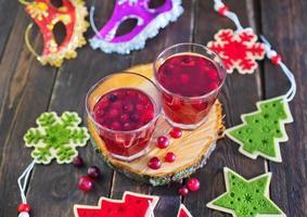 bebida de natal