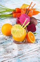bebida fresca foto