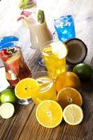 bebidas alcoólicas exóticas foto