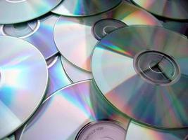 discos compactos foto