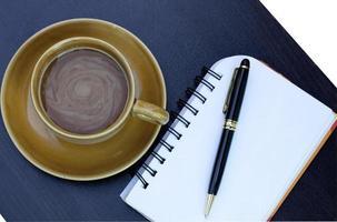 bebidas de café foto