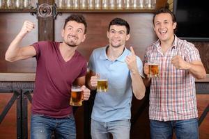 pub de cerveja foto