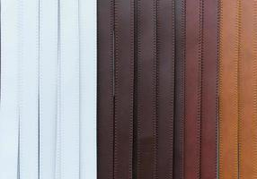 colorido de cinto de couro para calças