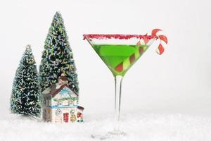 bebidas de natal foto