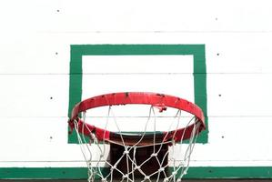 cesta de basquete