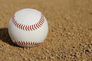 beisebol novo foto