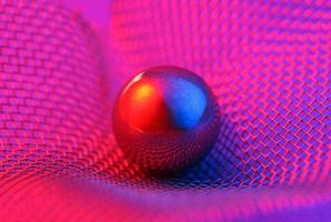 bola de cromo foto