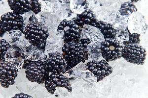 amora madura com gelo foto
