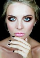maquiagem profissional foto