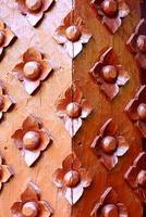 arte em madeira foto